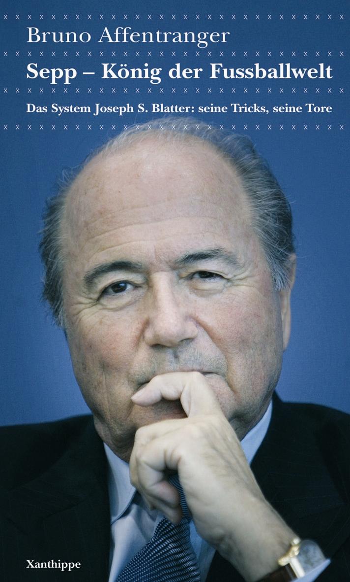 Die Blatter-Biographie von Bruno Affentranger.