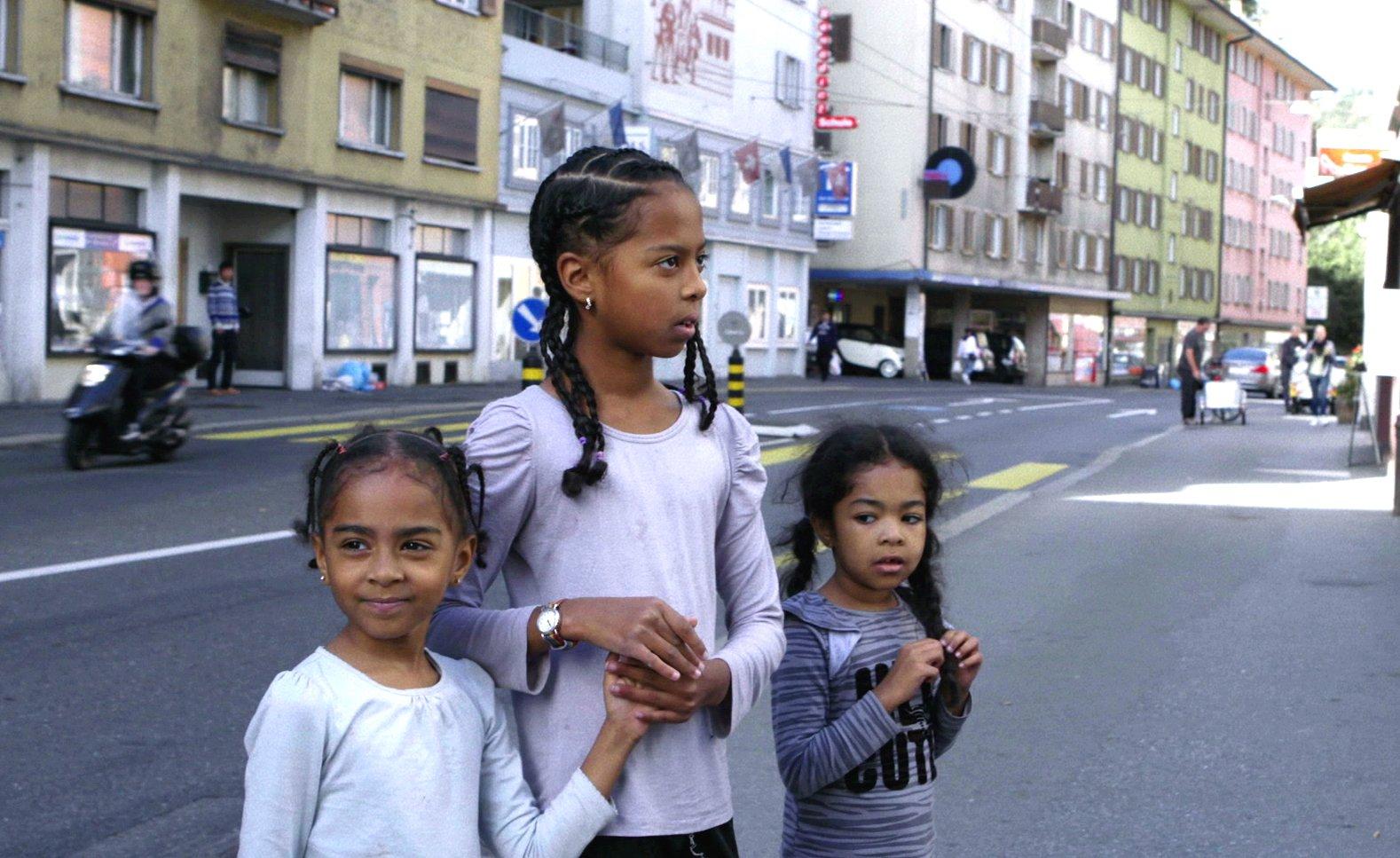 Multikulti ist in der Baselstrasse an der Tagesordnung.