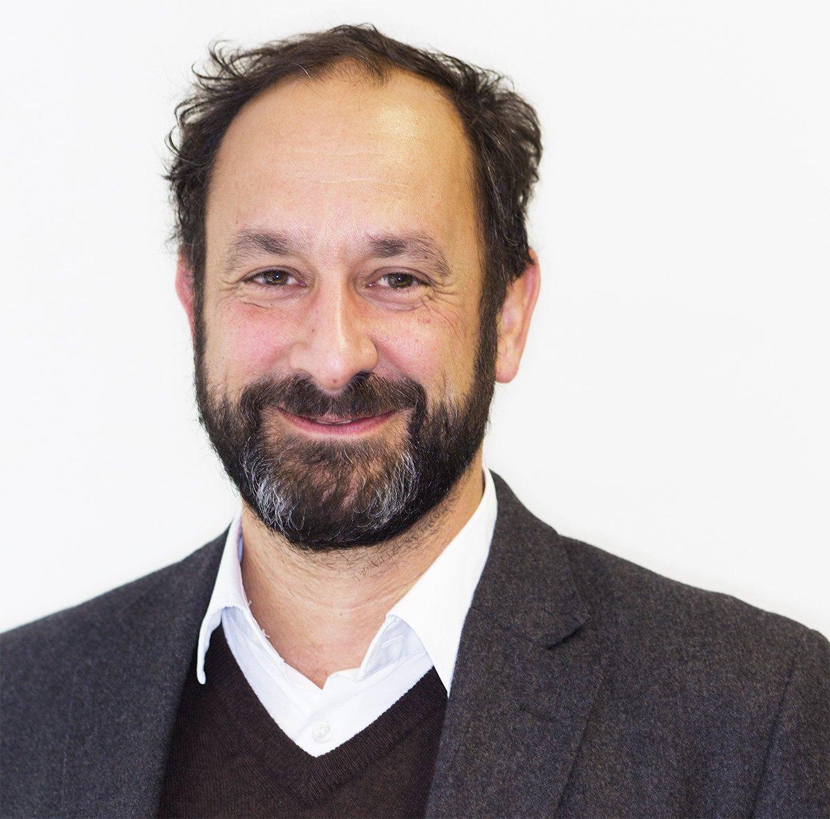 Bruno Affentranger, der Autor des Buches «Sepp – König der Fussballwelt».