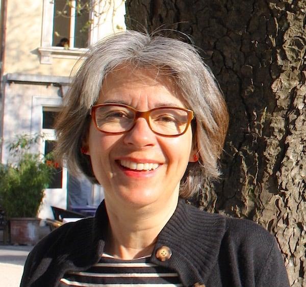 Christina Caruso, Theaterpädagogin und Mit-Produzentin «Rue de Blamage».