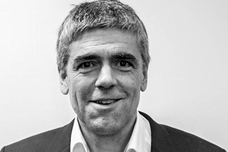 Werner Baumgartner, Präsident SC Kriens und Bauunternehmer.