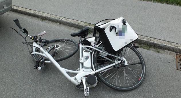 Die Unfallzahlen mit involvierten E-Bikes hat sich vervielfacht.