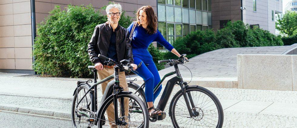 E-Bikes gibt es in allen Varianten und für jeden Geschmack.