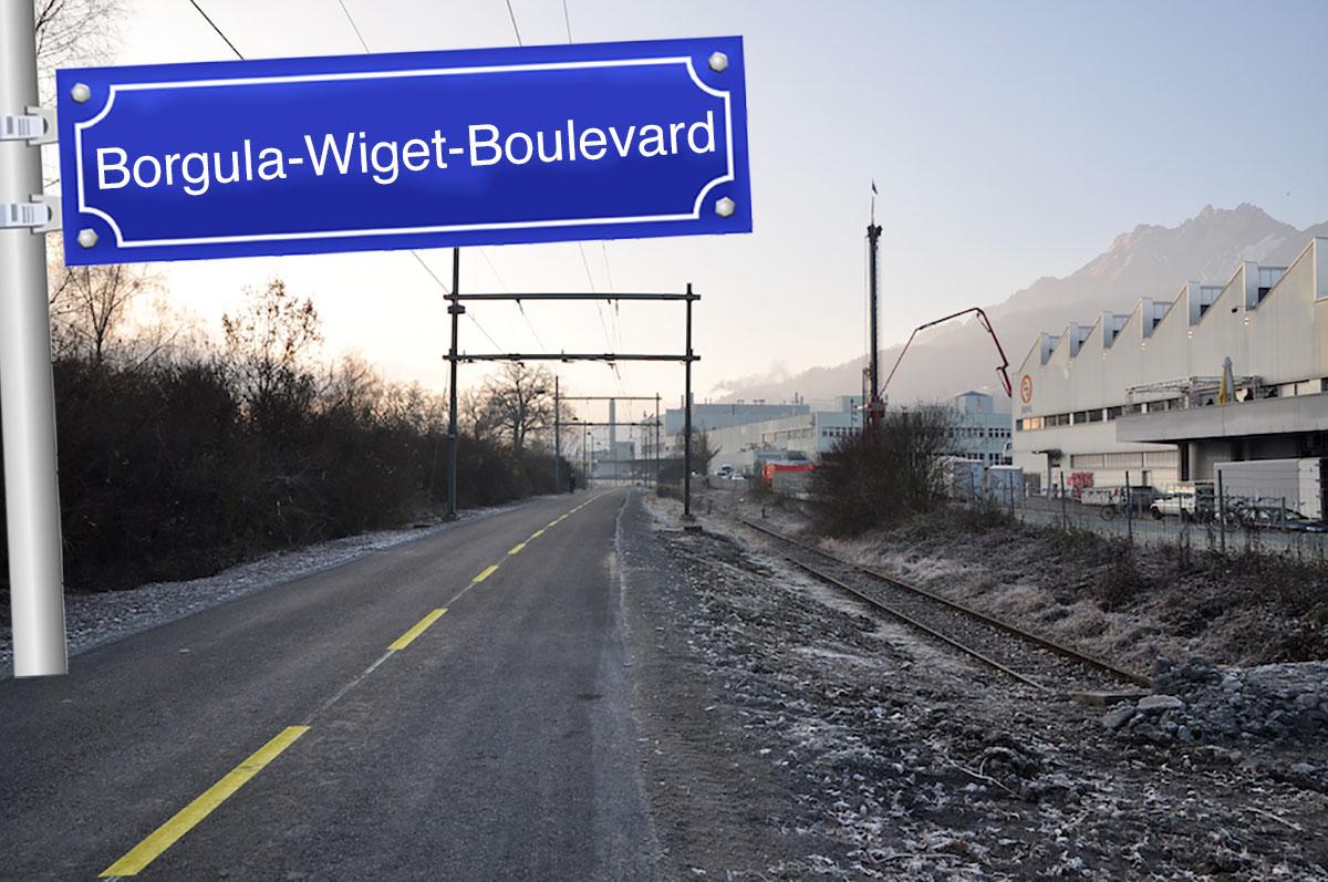 Eine grün-grüne Achse vom Krienser Gemeindepräsidenten Cyrill Wiget zum Luzerner Verkehrsdirektor Adrian Borgul.