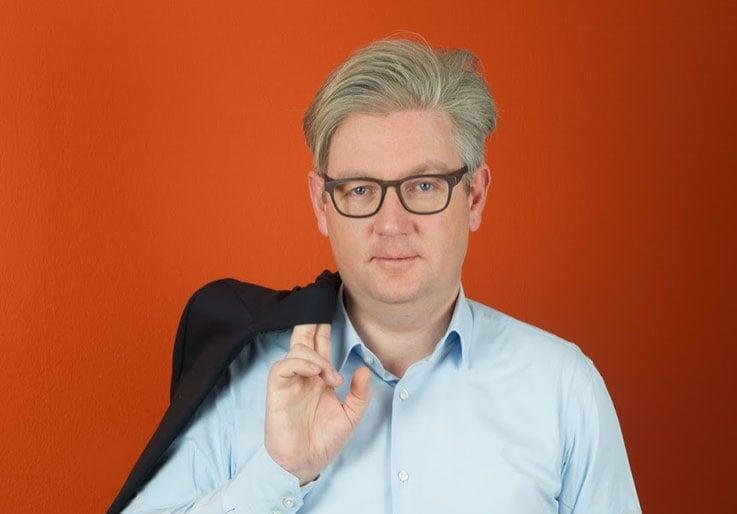 Lobbying-Experte Walter Stüdeli, Inhaber von Köhler, Stüdeli und Partner, einer Berner Agentur für Politikberatung, Verbandsmanagement und Kampagnen.