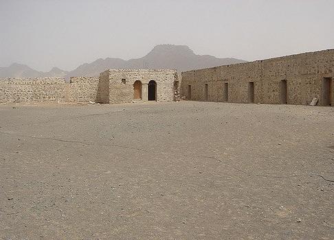 Viel Sand um nichts gibt es im Zug in der Westsahara. Einem Gebiet, das nicht ungefährlich ist.
