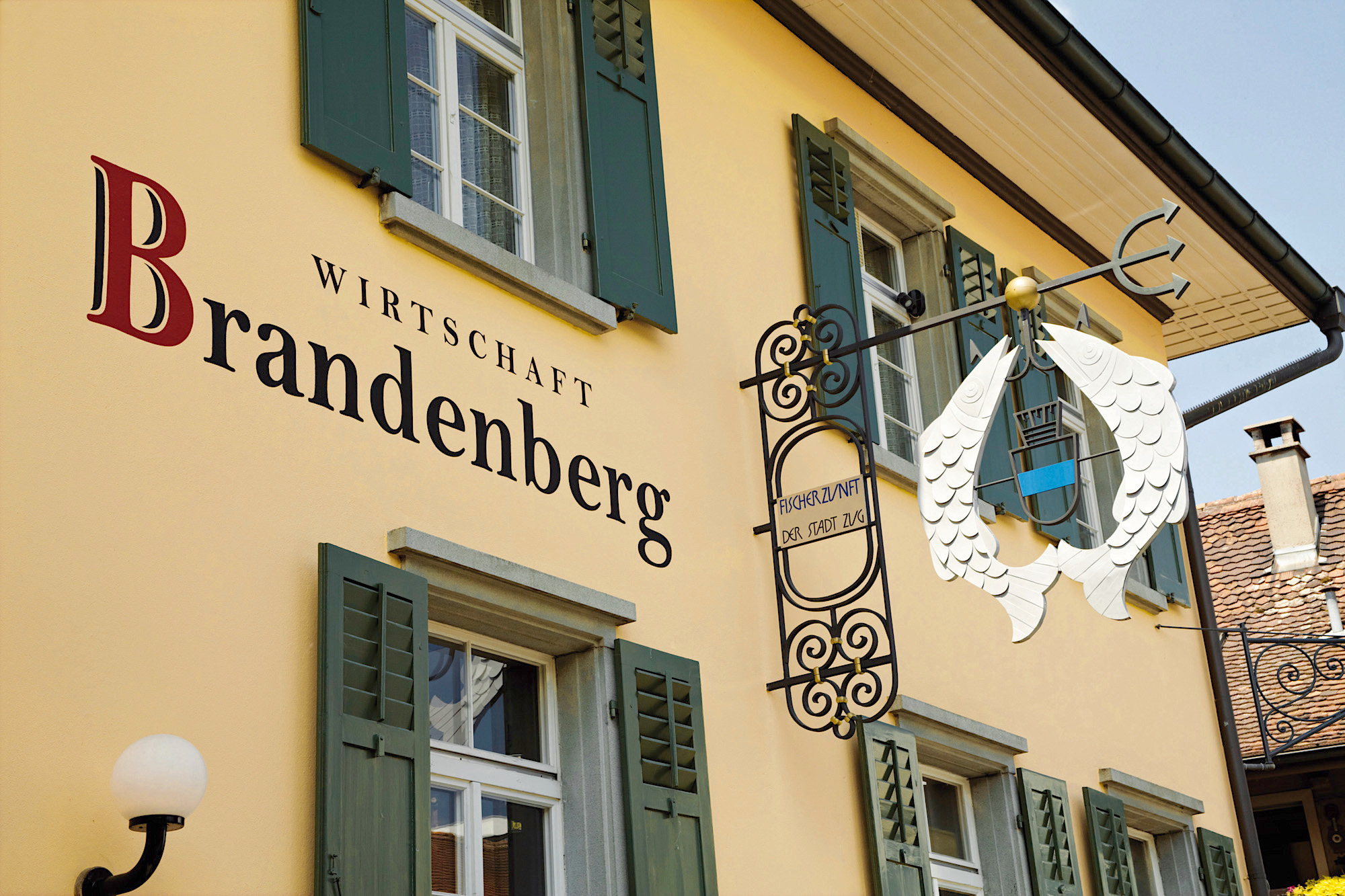 Auch das Zuger Traditionslokal Brandenberg zählt zu den insgesamt 27 Restaurants von Remimag.