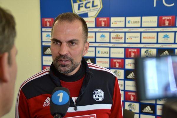 Markus Babbel erwartet ein sehr schwieriges Spiel diesen Sonntag gegen den FC Vaduz.