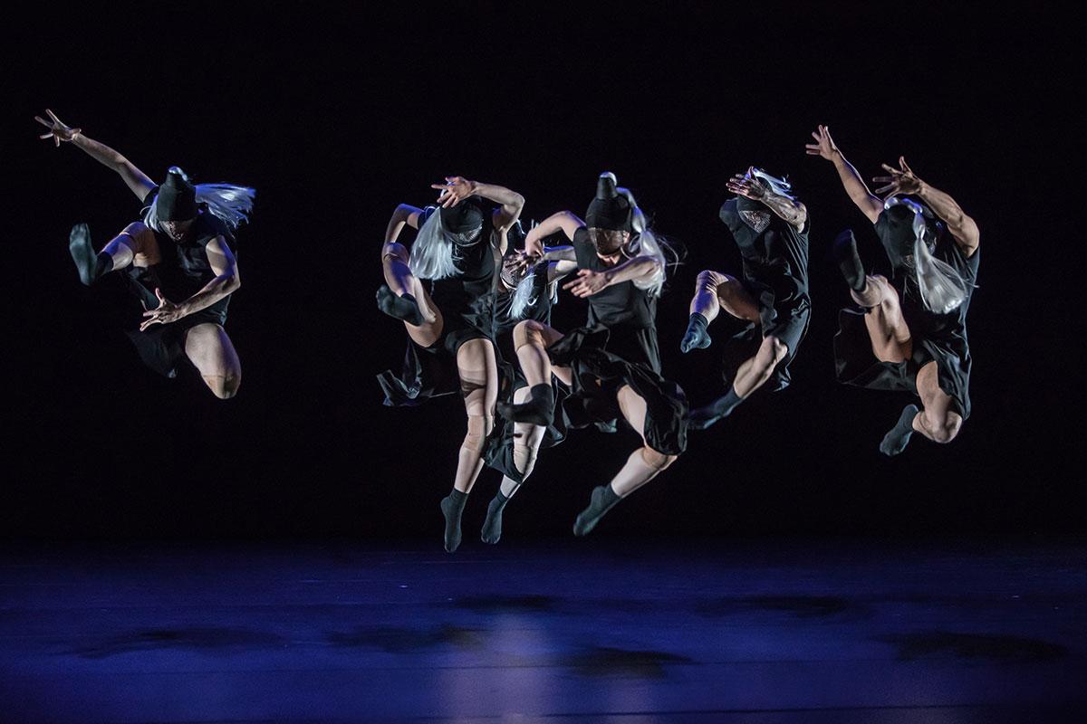 Auftakt und Höhepunkt: «Niflheim» von Po-Cheng Tsai begeistert des Publikum.