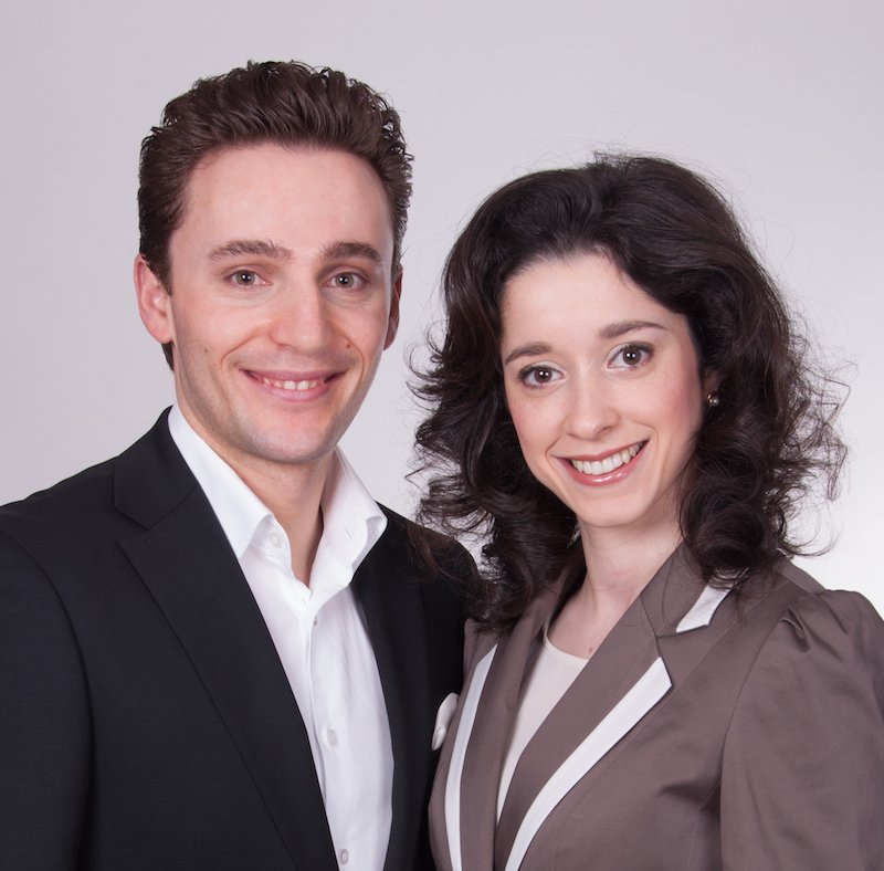 Bardhyl und Maria Coli.