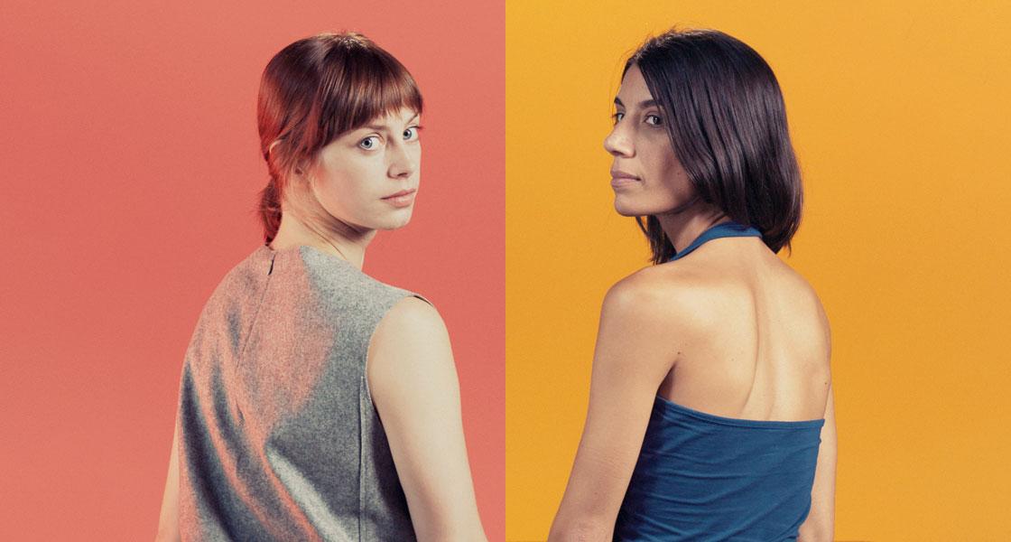 Rachel Lawrence und Salome Martins blicken zurück auf ihre Tanzkarriere.