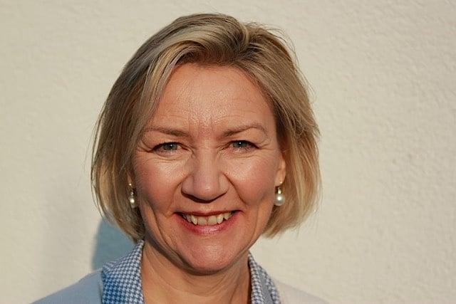 Karen Umbach findet Mays Politik, die sie kritisch betrachtet, das kleinere Übel.