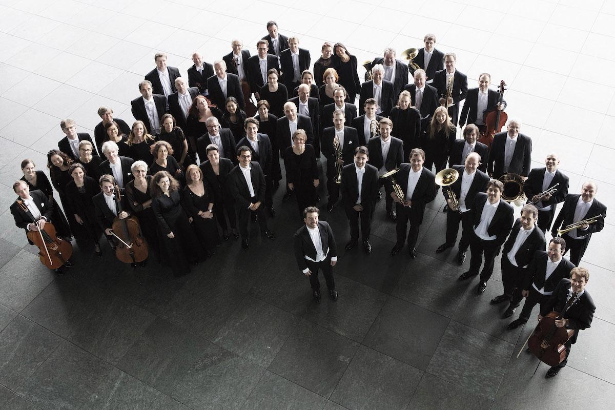 Das Luzerner Sinfonieorchester.