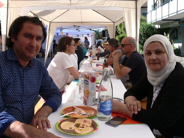 Familie Osso aus Syrien lebt seit gut dreieinhalb Jahren in Luzern.