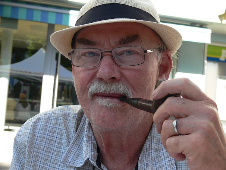 Werner aus Zürich mag die Offenheit der Luzerner.