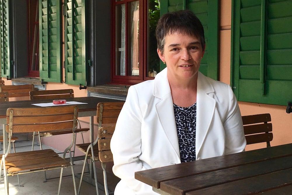 Vroni Thalmann wird für ein Jahr den Kantonsrat präsidieren.