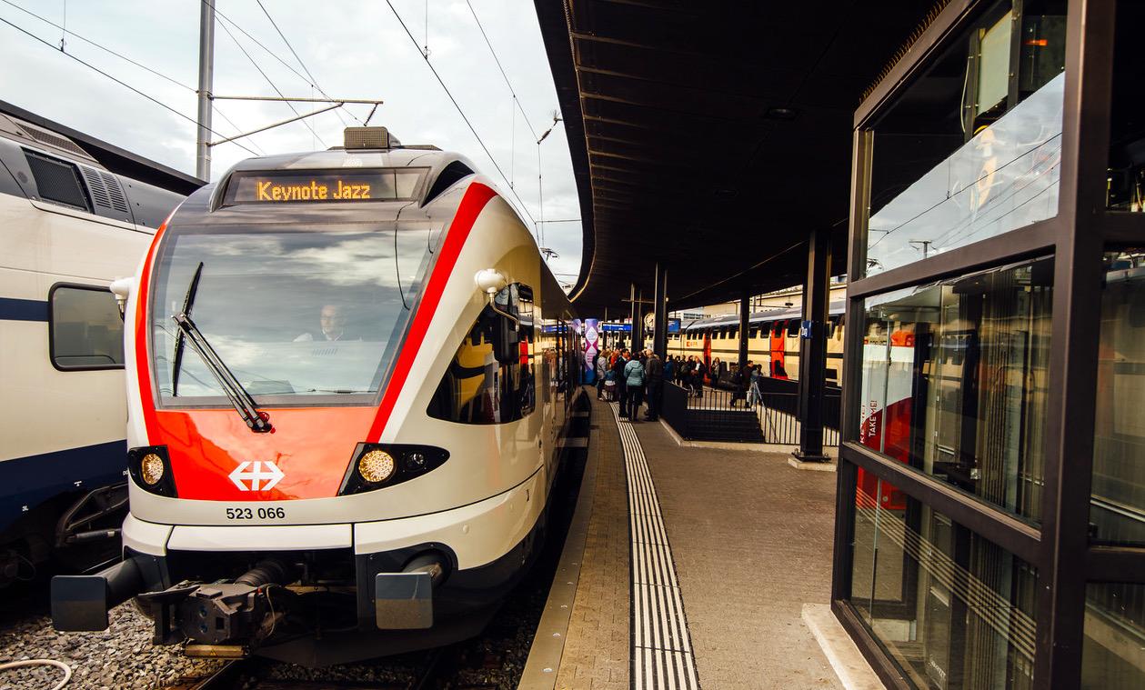 Auch künfitg wird die TMGZ in Bahnwagen Veranstaltungen durchführen.