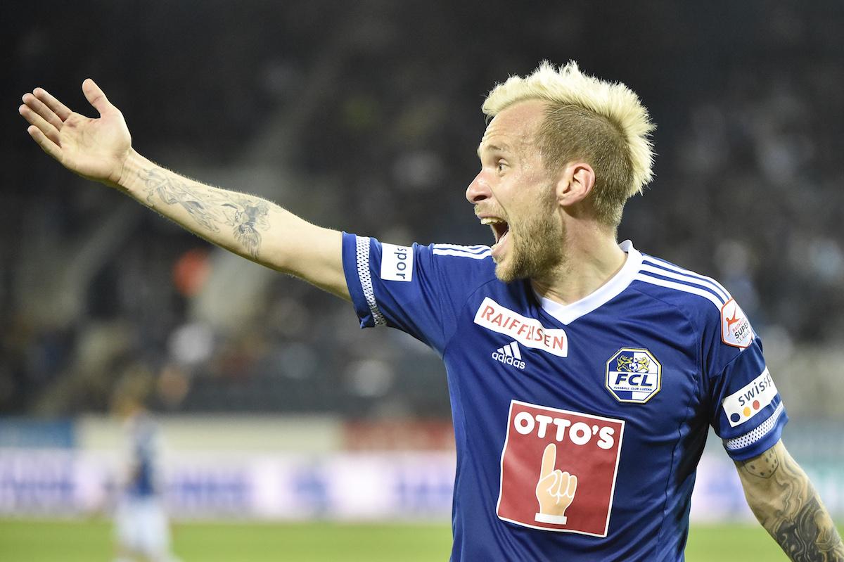Markus Neumayr ging beim FCL voran.