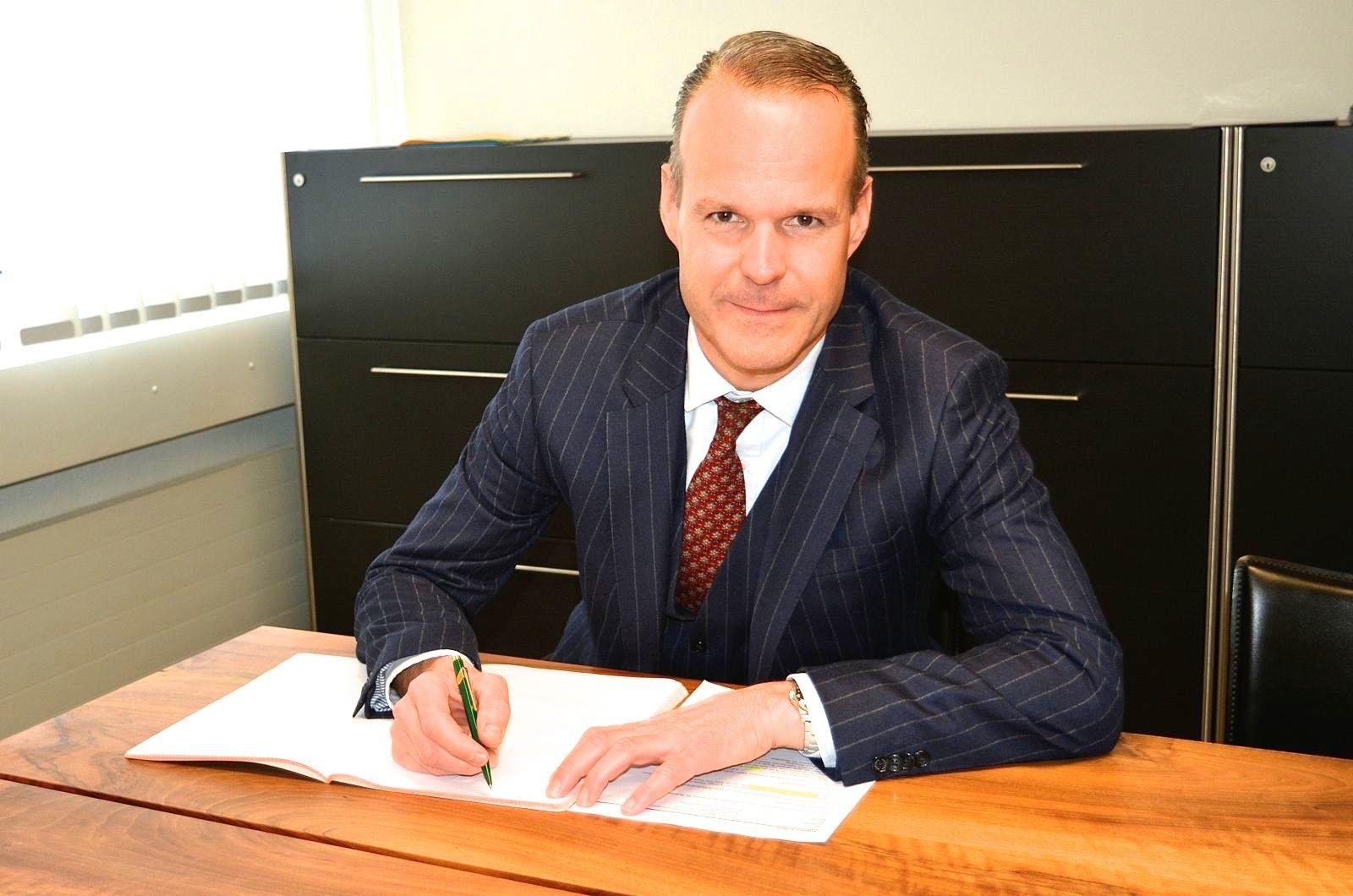 «Die Zeugnisse waren für mich eigentlich immer Lust»: Zugs Bildungsdirektor Stephan Schleiss.