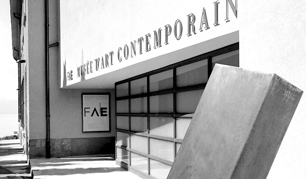 Das Museum für zeitgenössische Kunst in Pully bei Lausanne, das Edelman ins Leben gerufen hat.