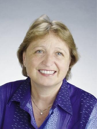 Verena Glanzmann, HR-Expertin und Dozentin.