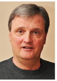 Stephan Zopfi, GL-Mitglied von Spitzen Leichtathletik Luzern, seit 31 Jahren Chef Ressort Medien.