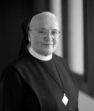 Schwester Reginalda Suter.
