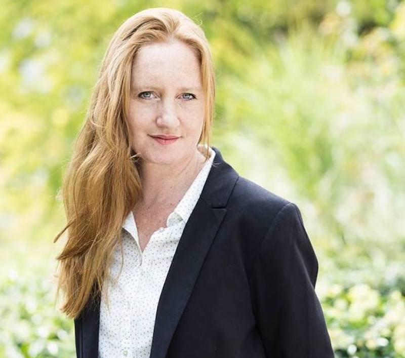 Die in Oberägeri aufgewachsene Autorin von «Die Ankunft der Bäume», Svenja Herrmann.