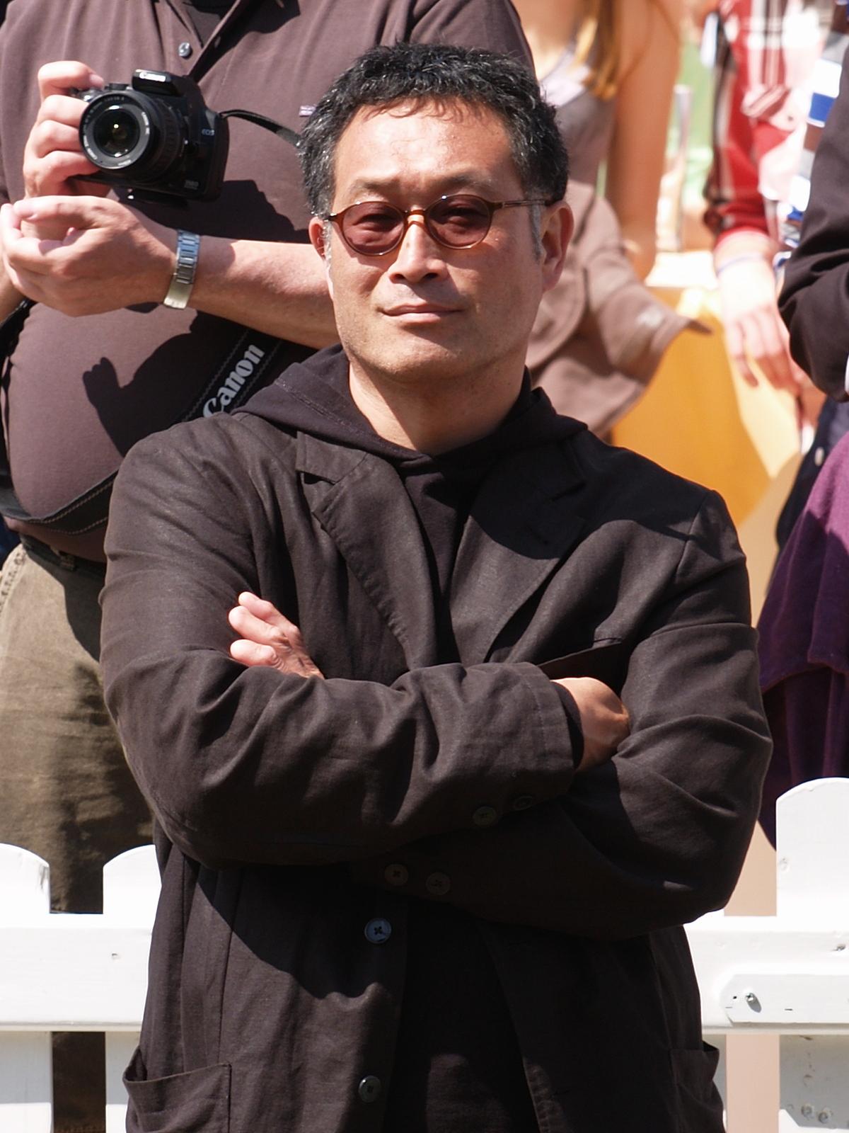 Tadashi Kawamata.
