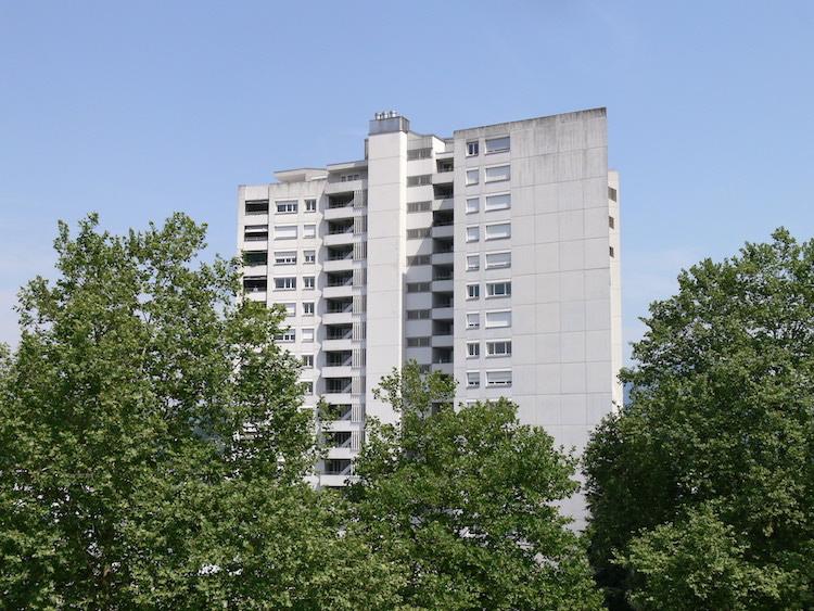 Bis spätestens Ende Juli 2018 müssen alle Mieter aus dem Aalto-Hochhaus ausgezogen sein.