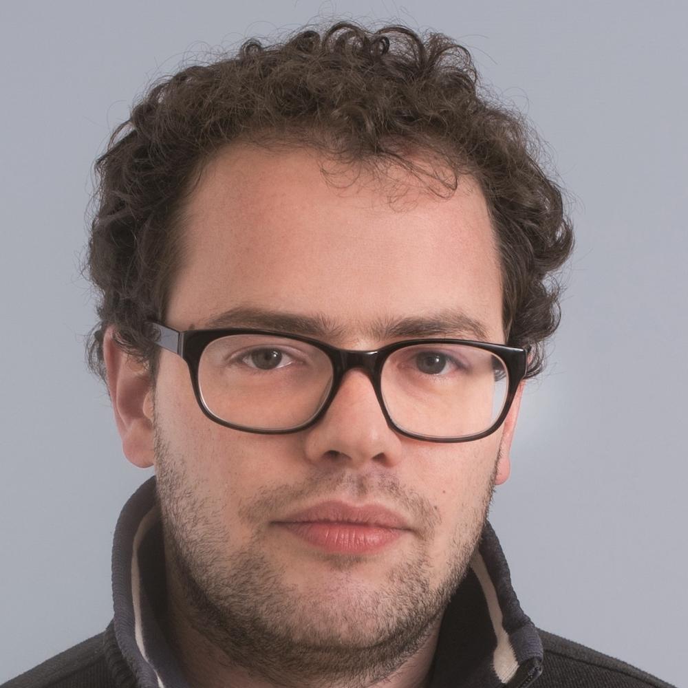 Simon Roth, SP-Grossstadtrat Luzern.