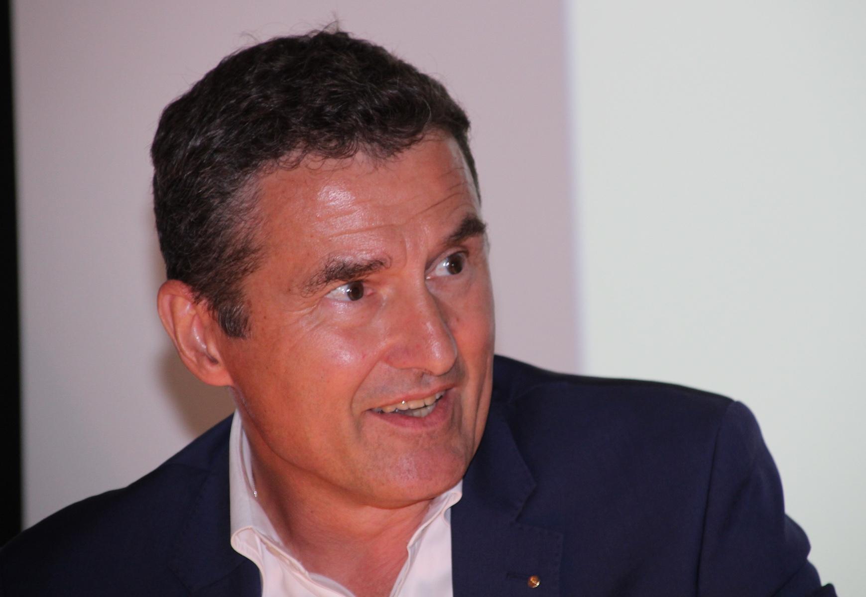 André Wicki, SVP-Stadtrat und Bauchef von Zug.