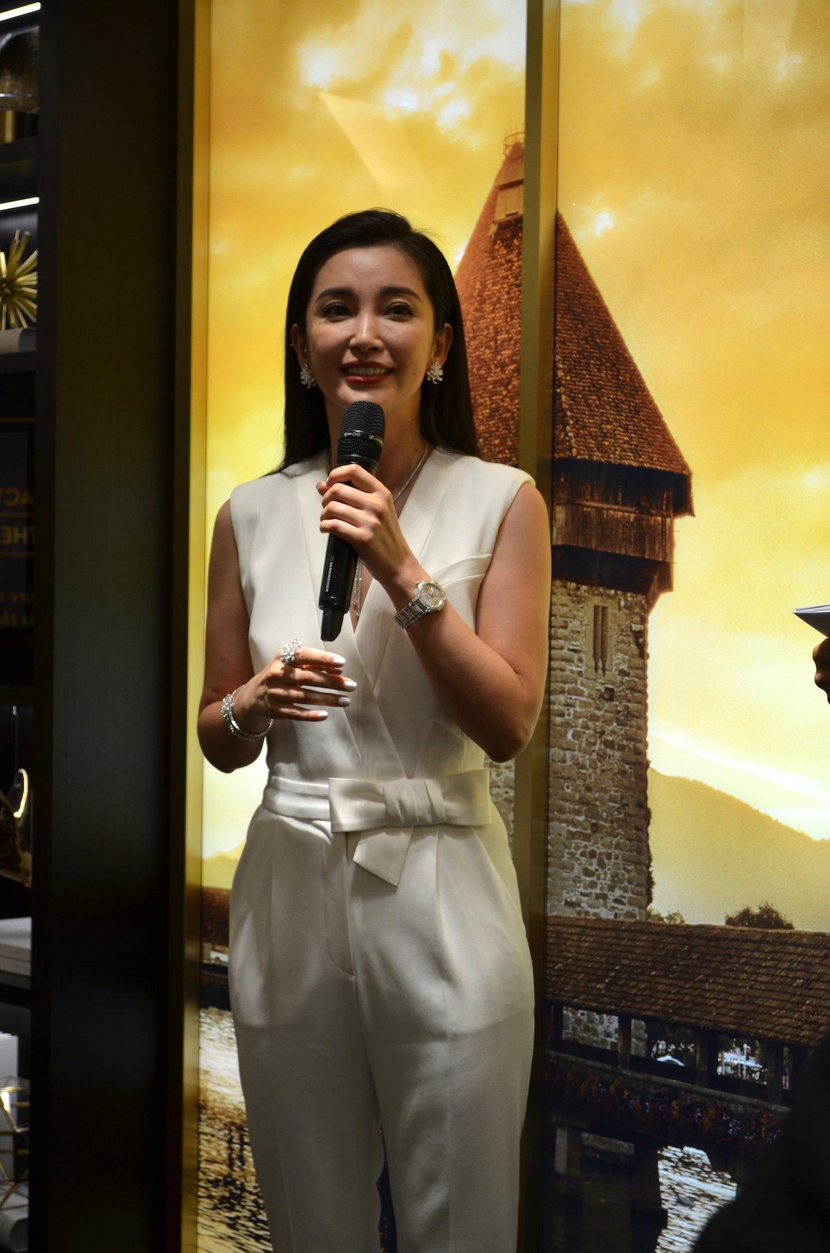 Li Bingbing ist Markenbotschafterin, Sängerin und Schauspielerin - und eine der berühmtesten Chinesinnen.