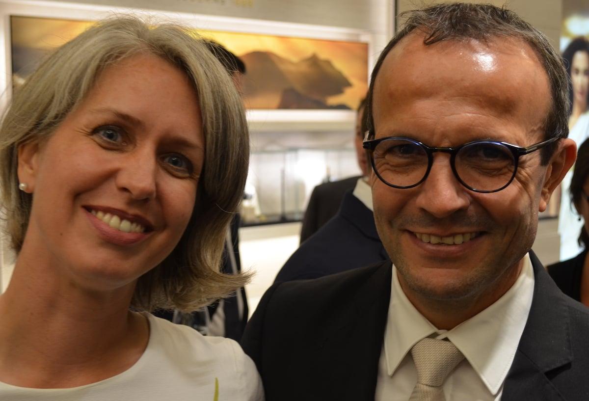 Für Finanzdirektorin Franziska Bitzi Staub und Bucherer-Direktor Beat Schmid ist Luxus Zeit mit den Liebsten.