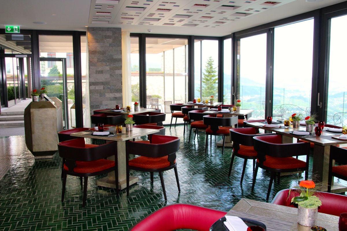 Das Restaurant Sharq Oriental ist am Montag eröffnet worden.