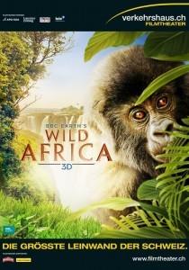 Wild Africa – 3D