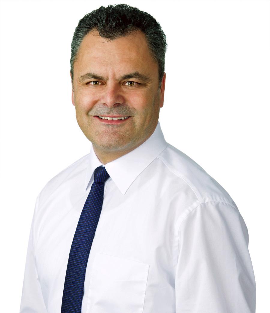 FDP-Kantonsrat Georg Dubach