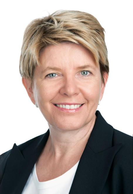 Powerfrau und Unternehmerin aus Unterägeri: Gabriela Ingold, FDP.