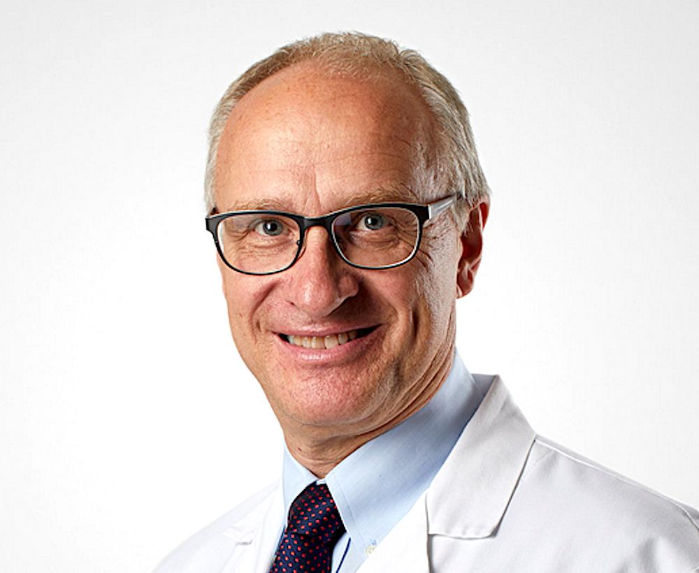 Neuer Chefarzt für Allergologie: Gerhard Müllner.