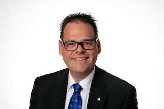 Marcel Omlin, SVP-Kantonsrat und ACS-Präsident Waldstätte.