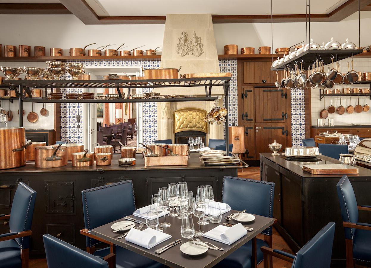 RitzCoffier: So sieht es im neuen Gourmettempel aus.