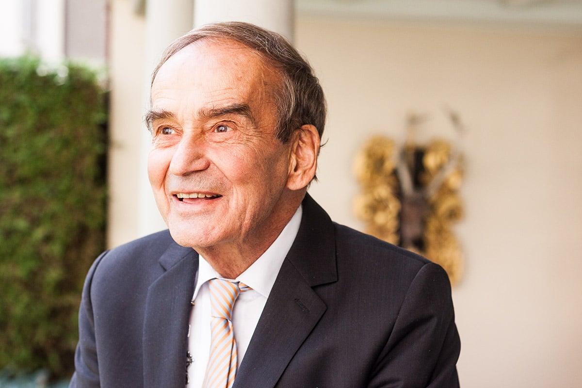 Jean-Pierre Kilchmann ist seit acht Jahren Stubenherr, respektive Präsident, der Gesellschaft der Herren zu Schützen.