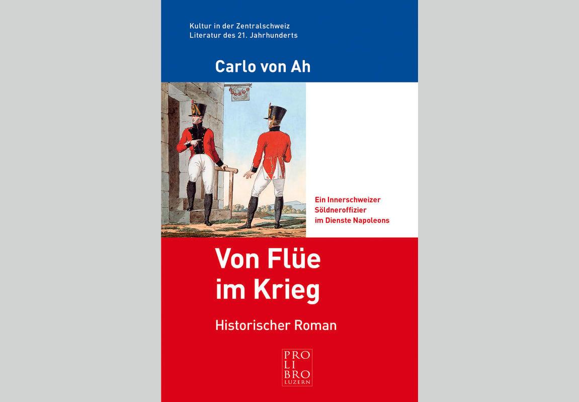 Das neue Buch von Carlo von Ah.