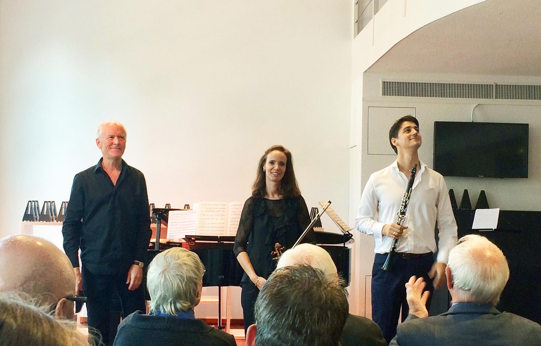 Sie hinterliessen ein begeistertes Publikum am Matinée-Konzert im Luzerner Theater.