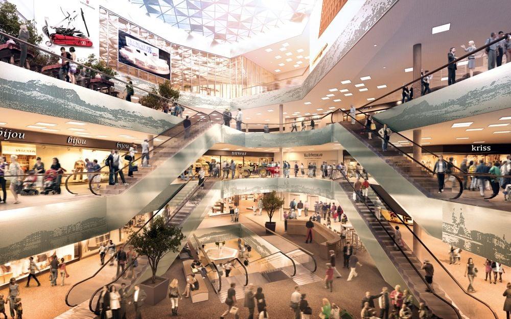 Die Mall of Switzerland sorgt für mehr Stau.