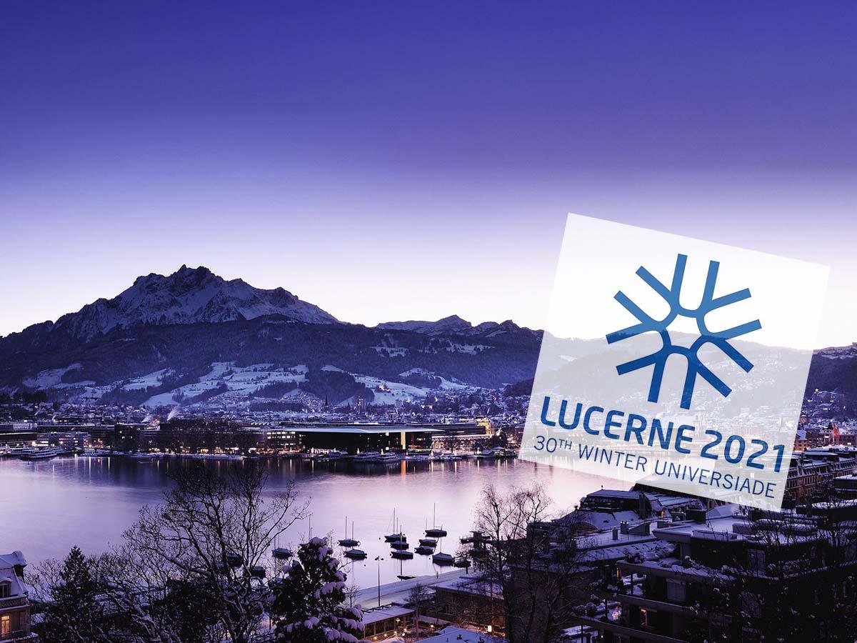 Luzern wird die Hauptstadt der Winteruniversiade – Eröffnungs- und Schlussfeier finden hier statt (Bild:zvg/Montage zentralplus).