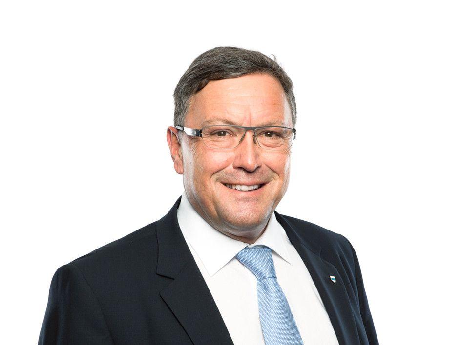 Der Zuger Baudirektor Urs Hürlimann.
