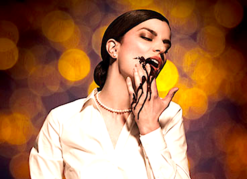 Wenn Schokolade zur Verführung werden soll…
