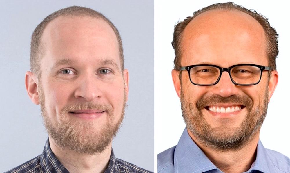 Verweisen auf die lange Planungszeit: SP-Kantonsrat Marcel Budmiger (links) und FDP-Fraktionschef Andreas Moser (rechts).