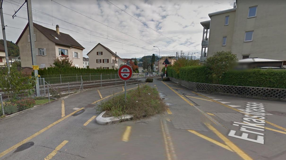 Auch die Gleisquerung auf der Krienser-, respektive Horwerstrasse will Horw in dieser Form aufheben.